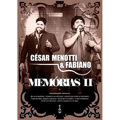 Cesar Menotti & Fabiano - Cesar Menotti & Fabiano - Memorias Ii -
