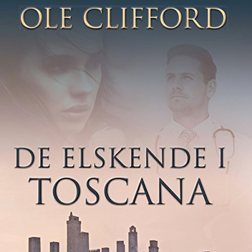 De elskende i Toscana audiobook cover art