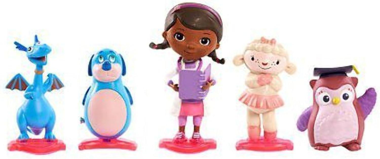 Disney 91860 Doc McStuffins Doc & Friends Collectible Figures Playset