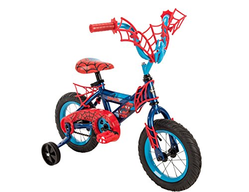 Product Image of the Huffy Spider-Man Bike