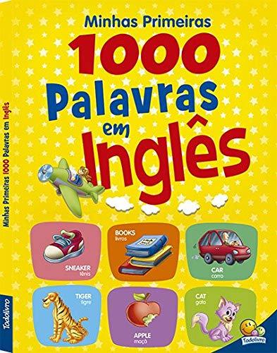 Minhas primeiras 1.000 palavras em inglês