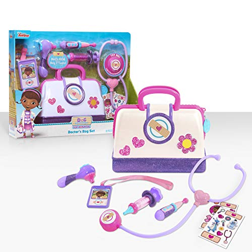 Just Play Doc McStuffins Hospital Doctor's Bag Set