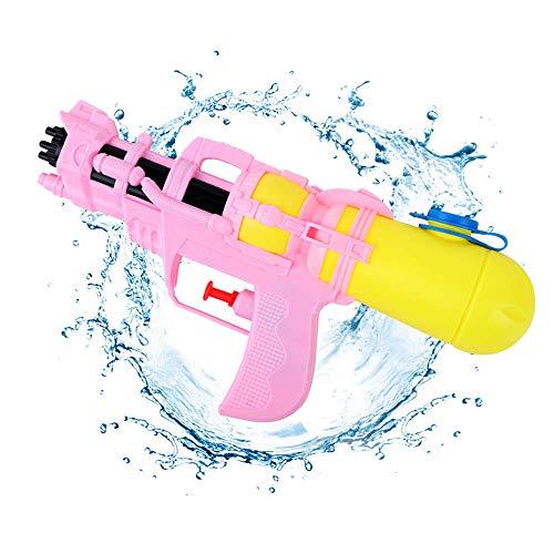 3-8 Años de Edad Pistolas de Agua for los niños - Super Soaker Blaster Las Pistolas de Agua for Chicos, Chicas Agua Rosa de la diversión NBNLSM ( Color : Pink )