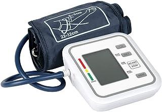 Pangyan990 LCD Tensiómetro de Brazo Digital Medición Automática Adecuada; Esfigmomanómetro electrónico; Esfigmomanómetro de transmisión