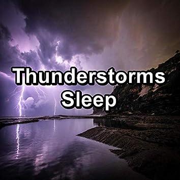 Thunderstorms Sleep