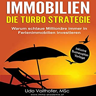 IMMOBILIEN - Die Turbo Strategie:  Titelbild