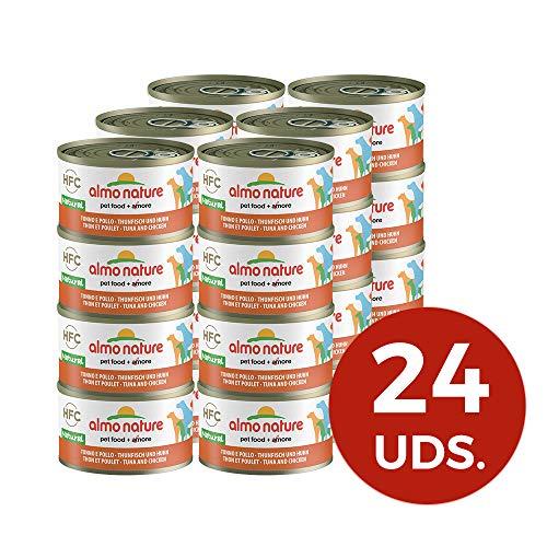 Classic hondenvoer tonijn en kip (95 g)