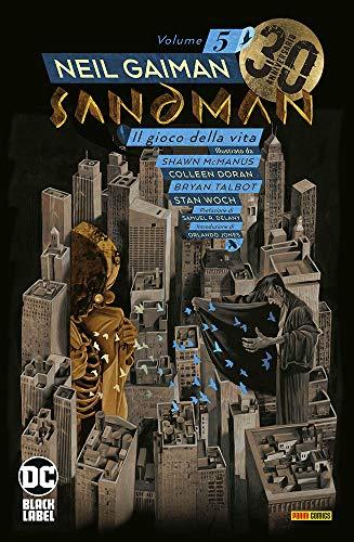 Sandman library: 5