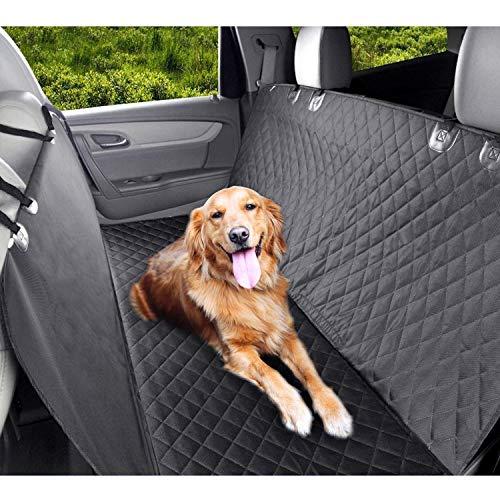 Femor Pet coprisedile Antiscivolo AntiGraffio Impermeabile e Resistenza all' abrasione Dog Car Seat Cover & Amaca Maggior Parte delle Auto Camion e SUV & Veicoli