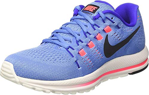 Nike Damen Wmns Air Zoom Vomero 12 Laufschuhe, Blau (Po...