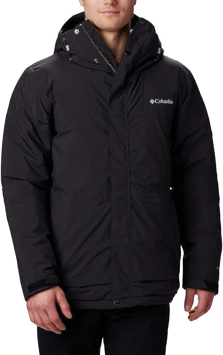 Columbia Men's Extended Horizon Explorer Insulated Jacket