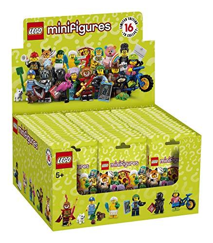 Lego 71025 Minifiguren Serie 19, Bauset (60 Stück (1 Display))