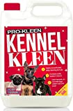 Pro-Kleen Kennel Disinfectant, Cleaner & Deodoriser (Cherry Fragrance) - 5L Pack - Tested according to DVG (German Veterinary Medical Society)
