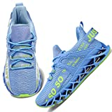 Wonesion Womens Sport Fitness Workout Shoe Comfortable Slip on Casual Sneakers for Women Girl