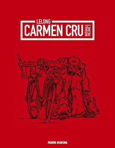 Carmen cru - Intégrale volume 02 NED