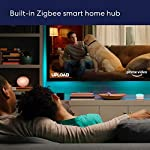 Introducing Amazon eero 6 dual-band mesh Wi-Fi 6 router, with built-in Zigbee smart home hub (1 router + 1 extender) 13 Whole-home Wi-Fi 6 coverage - eero covers up to 1,500 sq. ft. with wifi speeds up to 900 Mbps. Say goodbye to dead spots and buffering - Our TrueMesh technology intelligently routes traffic to reduce drop-offs so you can confidently stream 4K video, game, and video conference. More wifi for more devices - Wi-Fi 6 delivers faster wifi with support for 75+ devices simultaneously.