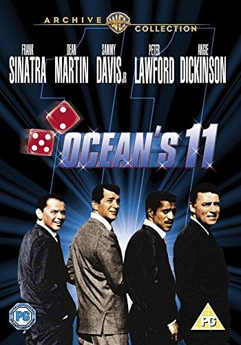 Ocean's Eleven [Reino Unido] [DVD]