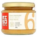 Miso tasty pasta orgánica shiro white miso para cocinar 200 g