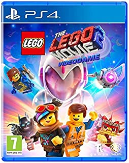 لعبة ذا ليجو موفي 2، PlayStation 4 (PS4)