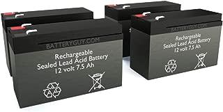 powerware 5125 battery replacement