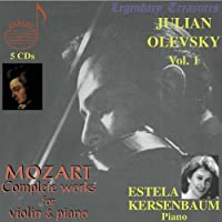 Mozart - Complete Works for Violin & Piano (2003-08-02)