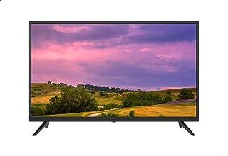 تلفزيون عادي دي ال اي دي 32 بوصة اتش دي من كونتكس، اسود - 32N3