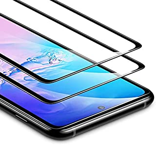 XINKOE [2-Pack] Screen Protector for Samsung Galaxy Note 10 Lite, Ultra slim HD 2.5D Pro-Fit Premium Tempered Glass Screen...