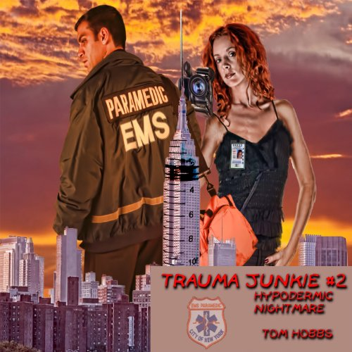 Trauma Junkie #2 audiobook cover art