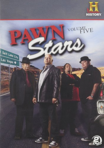 Pawn Stars, Vol. 5 [RC 1]