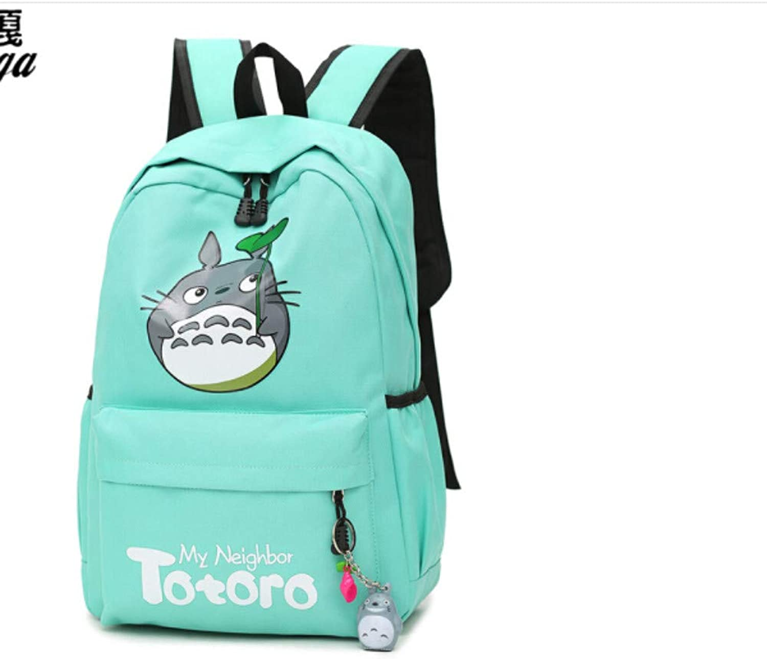 Student Campus Large Backpack Waterproof Backpack ins Simple Wild