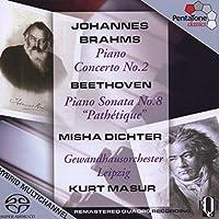 Piano Concerto 2 in B Flat / Piano Sonata C Minor