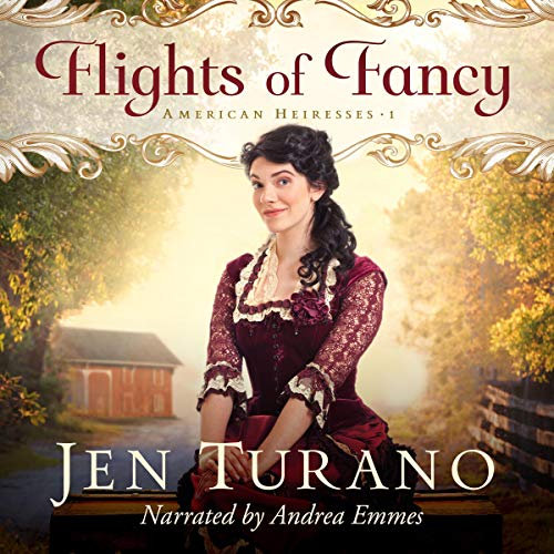 Couverture de Flights of Fancy