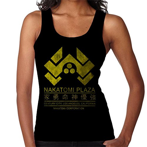 Taza de Plaza Nakatomi inspirada en Die Hard