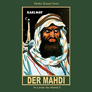 Der Mahdi Titelbild