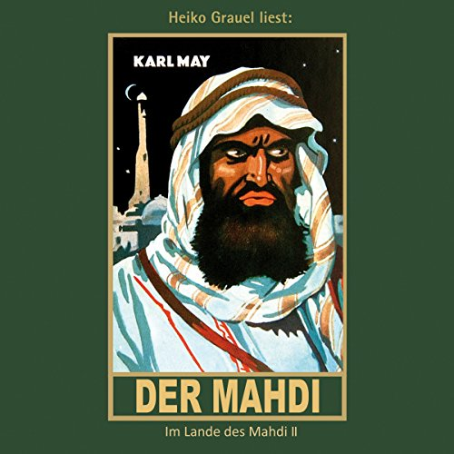 Der Mahdi audiobook cover art