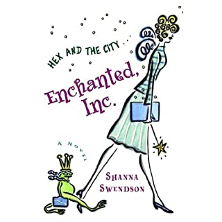 Enchanted, Inc. cover art