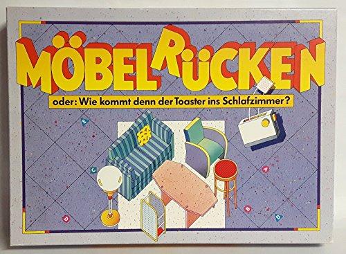 Möbel -rücken -oder : wie kommt der Toaster ins Schlafzimmer ( Brettspiel).