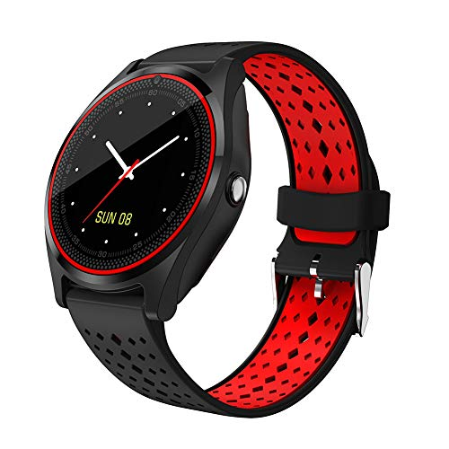 Hanbaili Smartwatch Reloj Inteligente Ranura Tarjeta