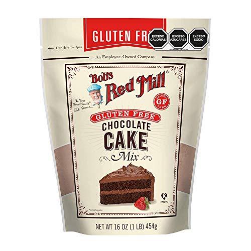 Bob's Red Mill - Chocolate Cake Mix Gluten Free - 16 oz.
