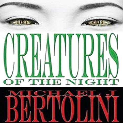 Creatures of the Night audiobook cover art