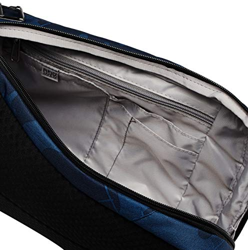 Pacsafe Vibe 325 10 Liter Anti Theft Sling Bag / Crossbody - Fits 13 inch Laptop, Grey Camo