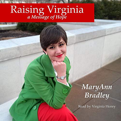 Raising Virginia: A Message of Hope audiobook cover art