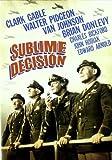 Sublime decision [DVD]