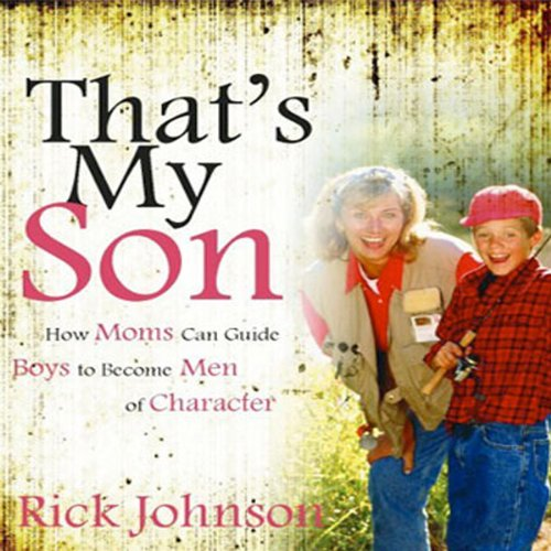 That's My Son audiobook cover art