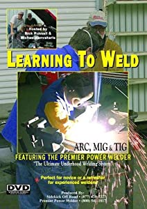 Learning To Weld from Sidekick Off Road