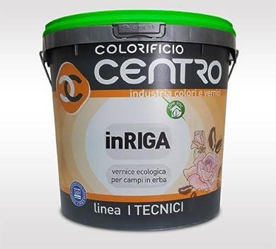 Foto di inRIGHA Vernice Ecologica Per Campi in erba - Colorificio Centro - Lt.12
