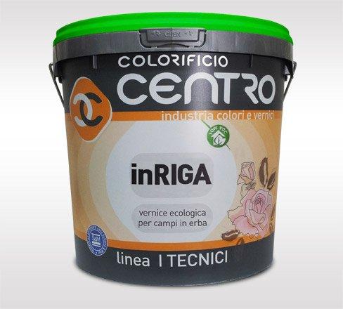 inRIGHA Vernice Ecologica Per Campi in erba - Colorificio Centro - Lt.12