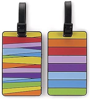 magellan luggage tags