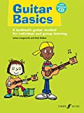 Guitar Basics: A Landmark Guitar Method for Individual and Group Learning, Book & CD