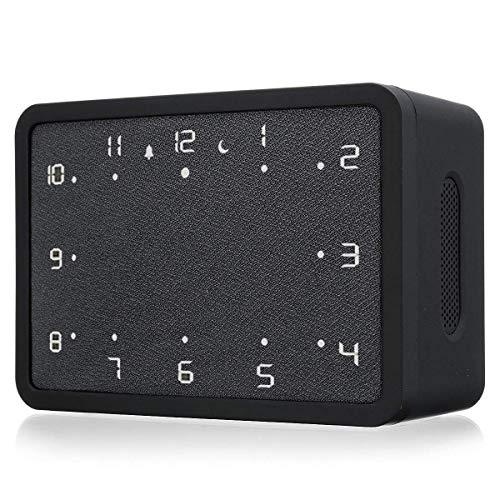 Tarjeta de sistema de altavoz del mezclador DJ Car Audio Surround Así mini portátil de alarma altavoz del bluetooth sin hilos del sueño de sonido estéreo altavoz de la música, un sonido potente jianyo